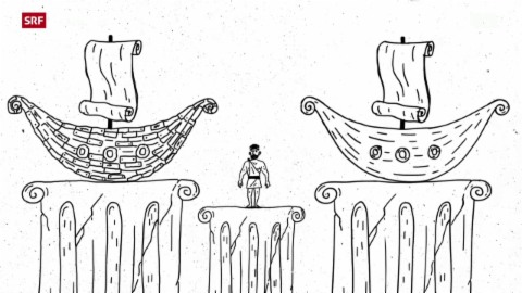 Filosofix: Schiff des Theseus (2/13)