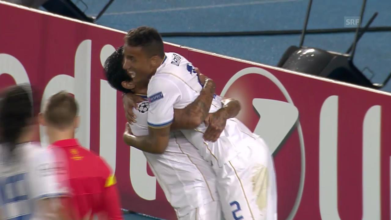 Fussball: Austria Wien - Porto