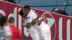 Video «Fussball: Austria Wien - Porto» abspielen