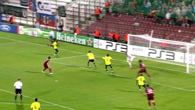 Video «Fussball: Basels Auftritte gegen die «Aussenseiter»» abspielen