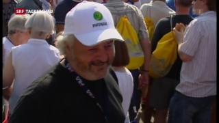 Video «Unternehmer und Sportmäzen Andy Rihs gestorben» abspielen