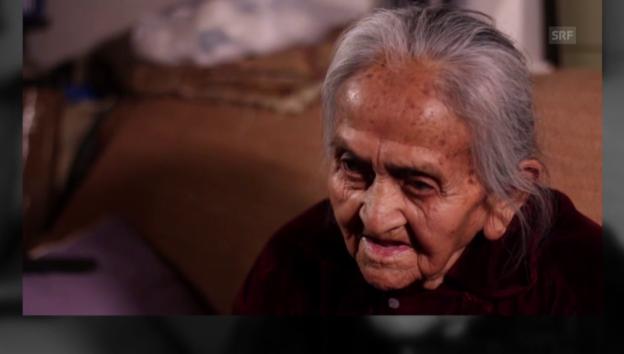 Video «Die Kohlemine der Navajo (Video: Marcello Balasini/Priscilla Imboden)» abspielen