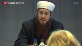 Video «Islamischer Zentralrat hinter Cherni» abspielen