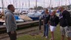 Video «Fielding, Büsser und Schudel im Kampf um «Das goldene Segel»» abspielen