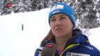Video «Interview mit Rückkehrerin Fabienne Suter» abspielen