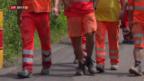 Video «Kampf um die Frührente im Baugewerbe» abspielen