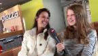 Video «Malin meets... Kiki Maeder» abspielen