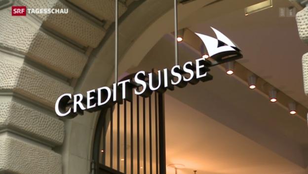 Video «Auch CS will neue Schweizer Bank gründen» abspielen