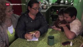 Video «Schweiz unterstützt Kolumbien im Friedensprozess mit der Farc» abspielen