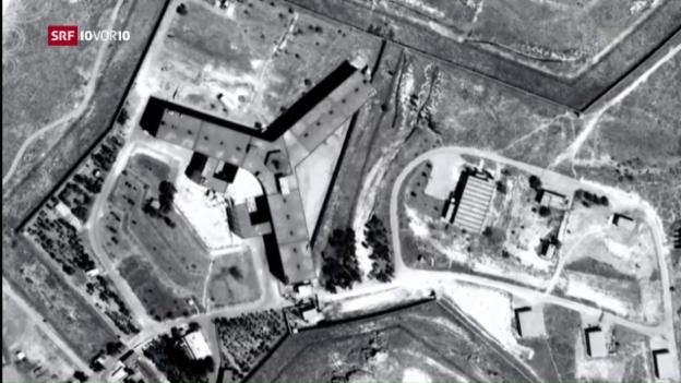 Video «Syrisches Foltergefängnis Saidnaja» abspielen