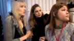 Video «Olga Roh: Modedesignerin mit Leidenschaft» abspielen