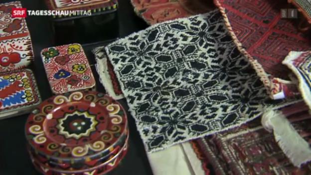 Video «150 Jahre Textilmuseum» abspielen