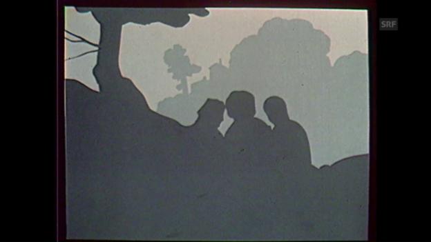 Video ««Licht» (aus: «Schule des Sehens», 13.9.1971)» abspielen