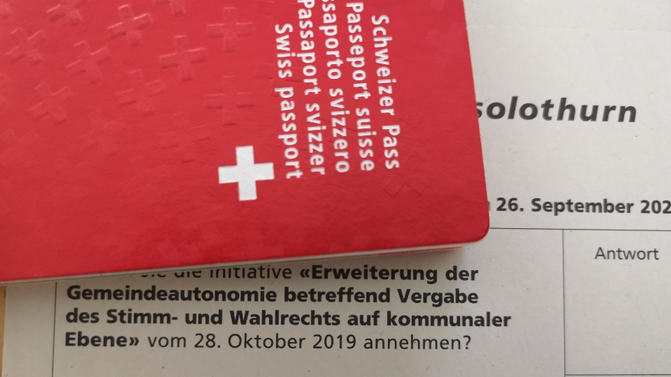 Streitgespräch: Braucht es das Ausländerstimmrecht im Kanton Solothurn?