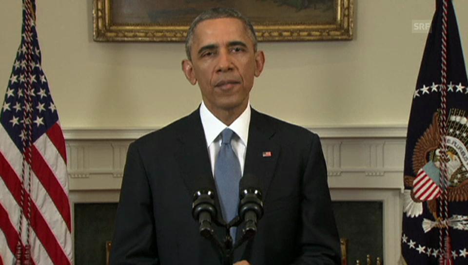 Obama spricht von einer neuen Kubapolitik