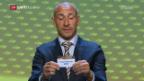 Video «YB trifft in der Europa League erneut auf Kiew» abspielen