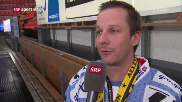 Video «Was die Freiburger Fans sagen» abspielen
