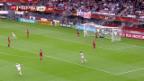 Video «Frauen-Fussball-EM: Titelverteidiger Deutschland scheidet aus» abspielen