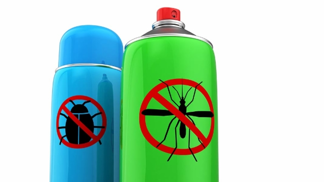 Helfen Mückensprays?