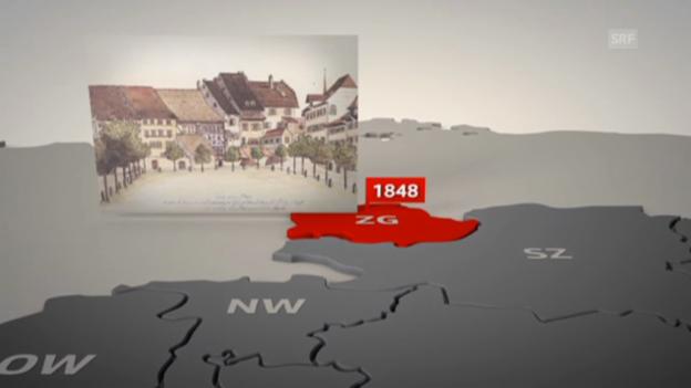 Video «Geschichte der Landsgemeinden in der Schweiz» abspielen