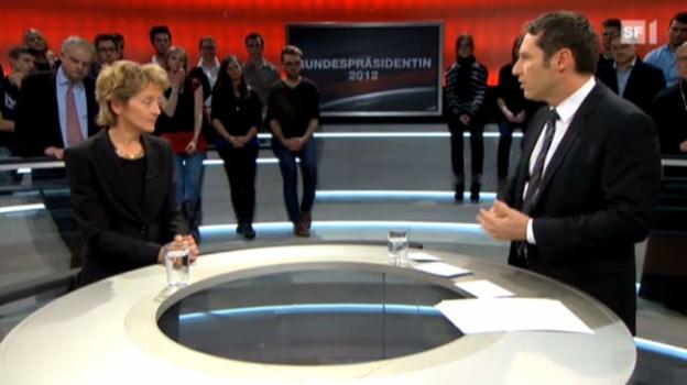 Video «Präsidialarena 2012» abspielen
