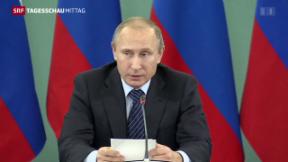 Video «Vorwürfe an Russland im Dopingskandal» abspielen