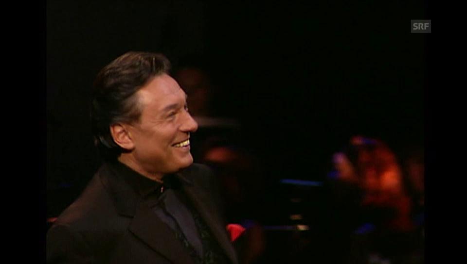 Karel-Gott-Konzert in Prag 2003 (unkommentiert)