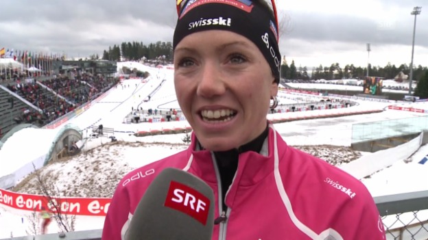 Video «Bilanz-Interview mit Selina Gasparin» abspielen