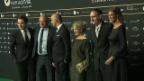 Video «Zurich Film Festival: Berset und Weinstein auf dem grünen Teppich» abspielen
