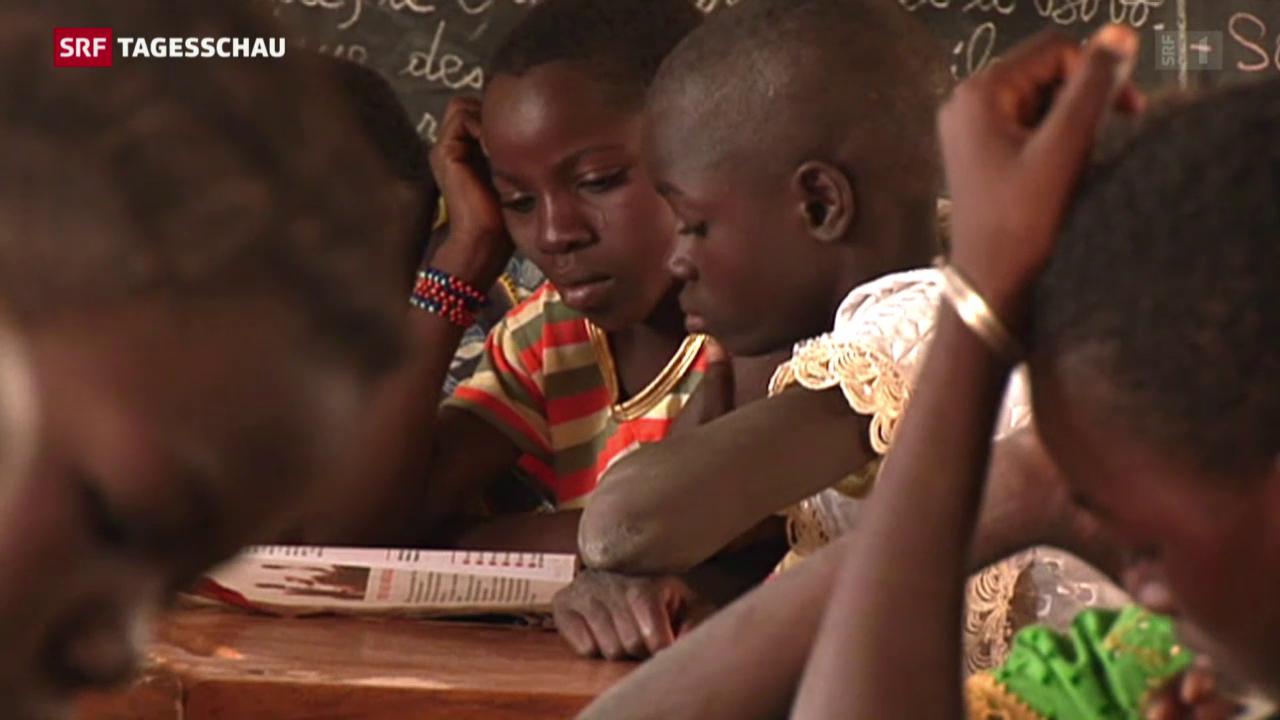 Entwicklungshilfe unter Druck
