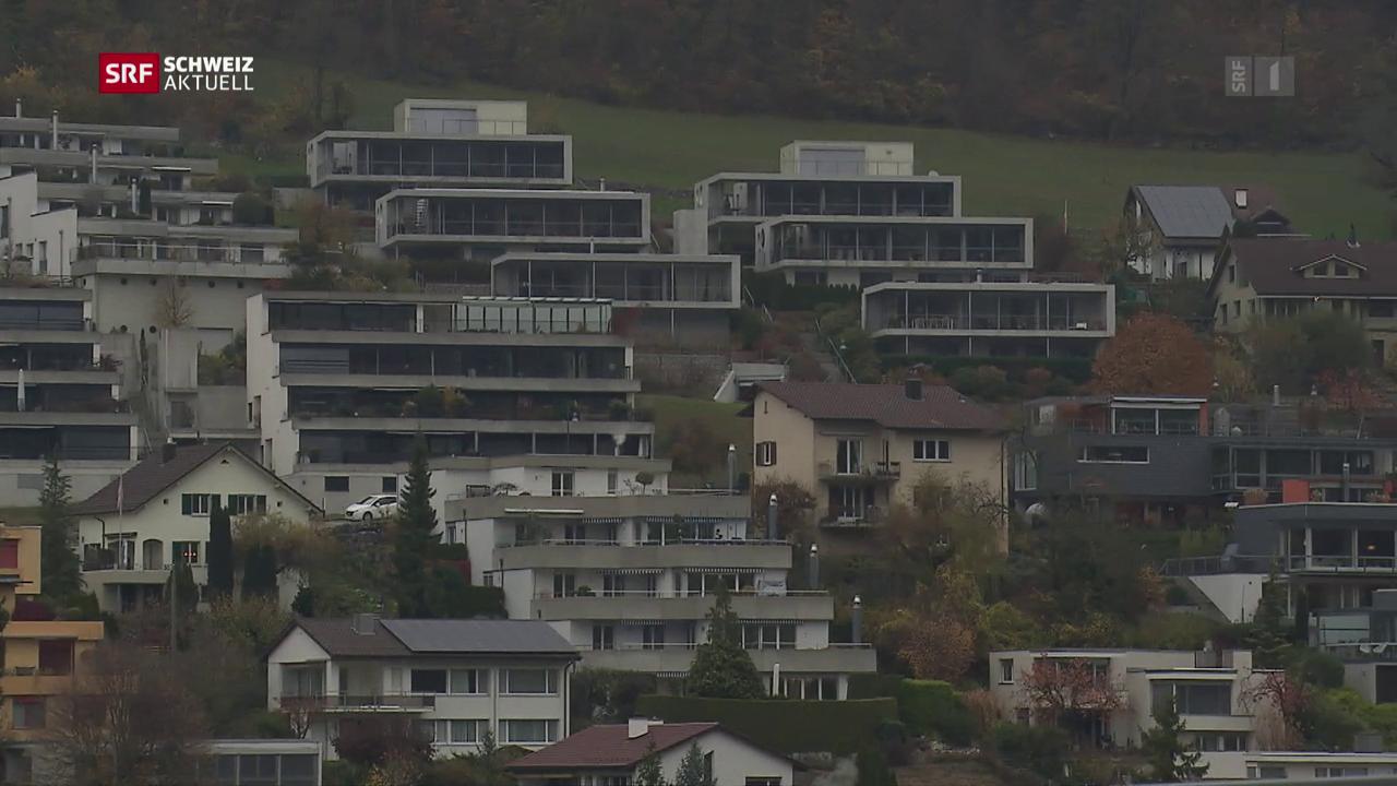 Kampf den Terrassenhäusern