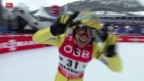 Video «Skifliegen: WM am Kulm» abspielen