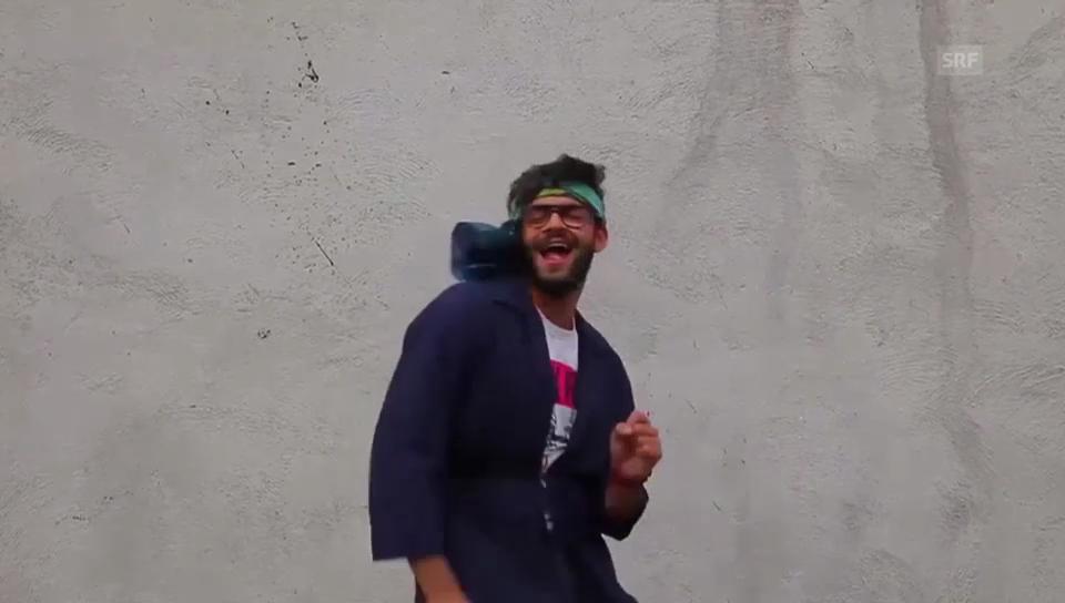 Das iranische Musikvideo «Happy»