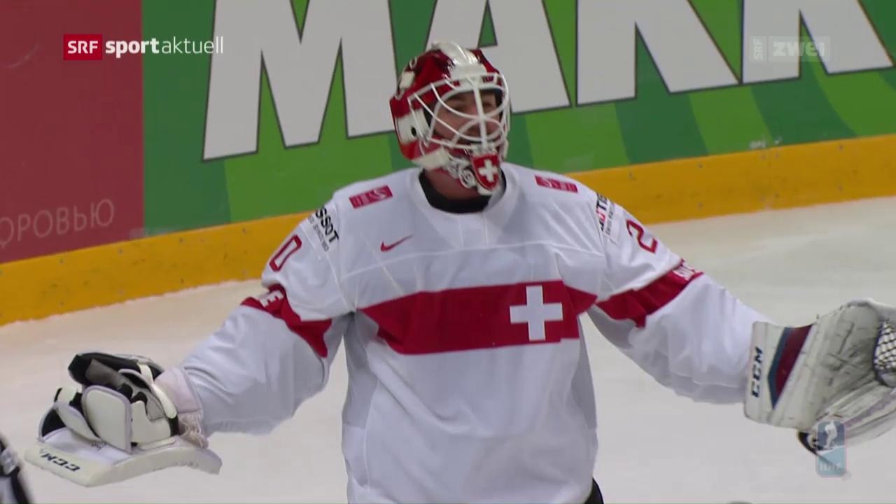 Russland besiegelt nächste Schweizer Niederlage