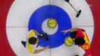 Video «Curling: Zusammenfassung China-Schweden (21.2.2014)» abspielen
