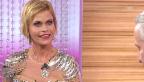 Video «Irina Beller will das Studio verlassen» abspielen