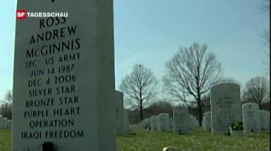 4000 US-Soldaten getötet