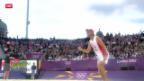 Video «Beachvolleyball: Rücktritt Patrick Heuscher» abspielen