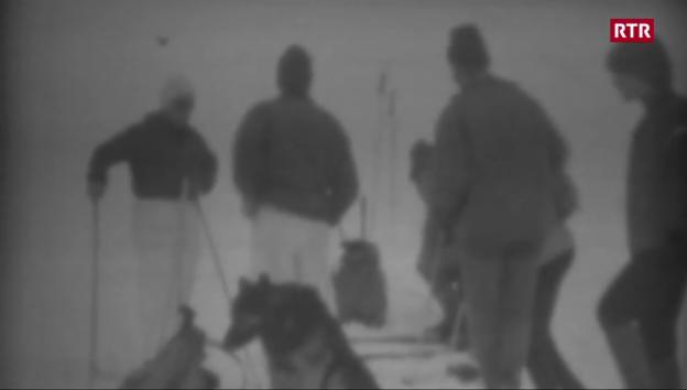 Laschar ir video «60 onns Rega - regurdientscha d'in salvament da battasendas»