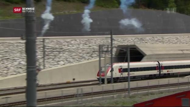 Video «Schweiz aktuell vom 01.06.2016» abspielen