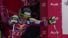 Video «Ski alpin: Weltcup Männer, Abfahrt Kitzbühel, Fahrt Jansrud» abspielen