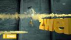 Video «Station Ident SRF zwei - Erde» abspielen