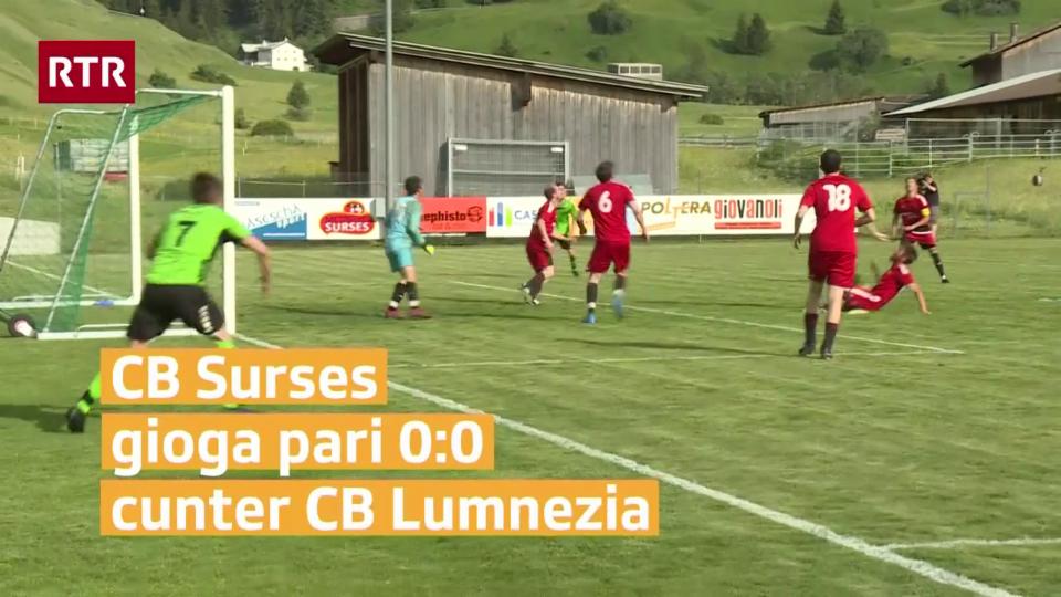 CB Surses gioga 0:0 cunter CB Lumnezia
