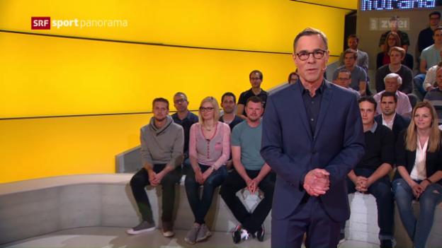 Video «sportpanorama vom 01.05.2016» abspielen