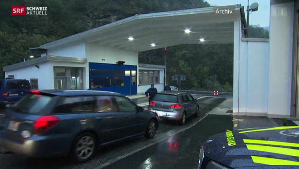 Mehr Grenzkontrollen im Puschlav