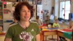 Video «Mountainbike: Esther Süss - Zwischen Bike und Schulzimmer» abspielen