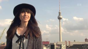 Video «Ein Besuch bei Mia Aegerter in Berlin» abspielen
