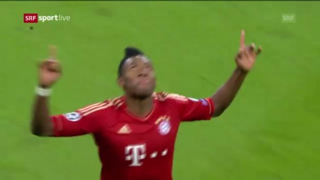 Video «Highlights Bayern - Juventus («sportlive»)» abspielen
