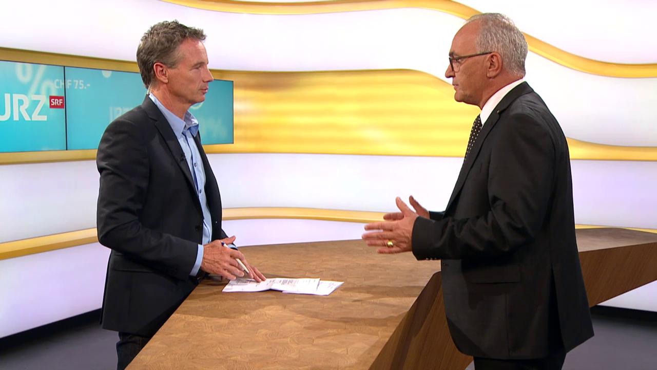 Studiogespräch mit Martin Hubatka, Vorsorge-Experte