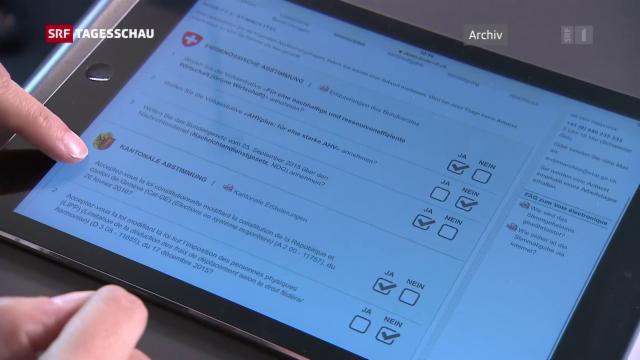Genfer Kehrtwende Schwarzer Tag Für Das E Voting In Der Schweiz